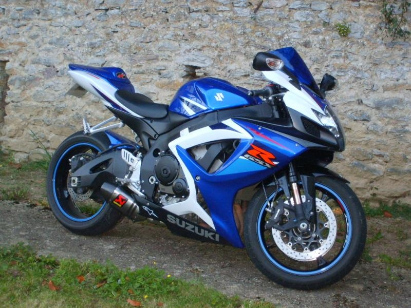 suzuki gsxr 750 infos avis 8 photos. Black Bedroom Furniture Sets. Home Design Ideas