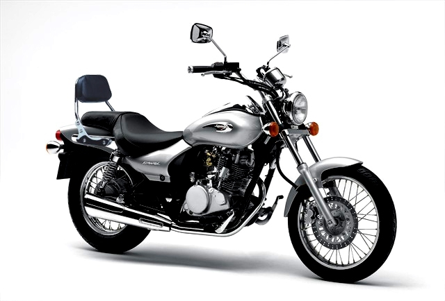 kawasaki 125 eliminator   infos  avis  1 photo