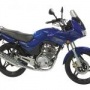 Moto YAMAHA 125 YBR DIVERSION