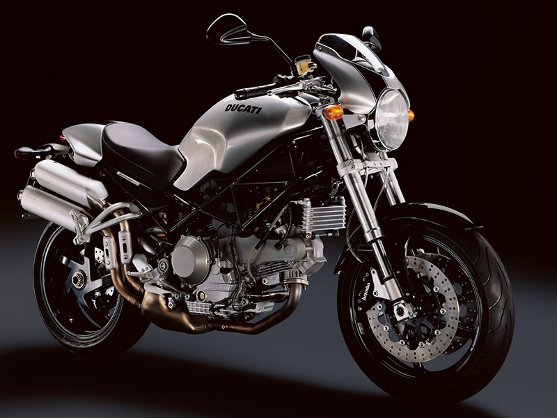 2008 Ducati Monster S2R 1000: pics, specs and information